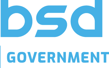 BSD GOVERNMENT LOGO